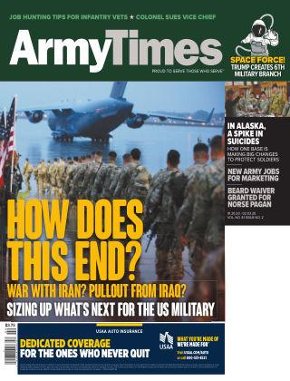 Army Times JAN 20