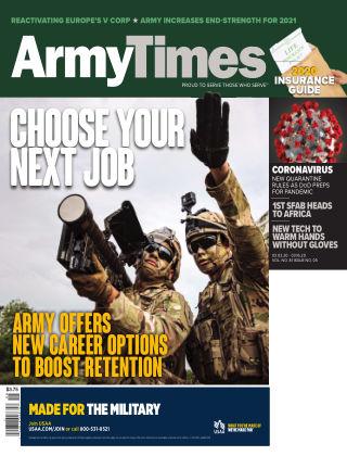 Army Times MAR 02