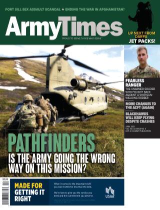 Army Times April 2021