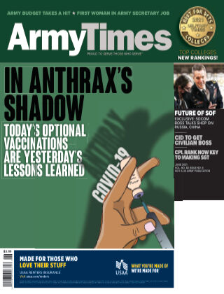 Army Times June 2021