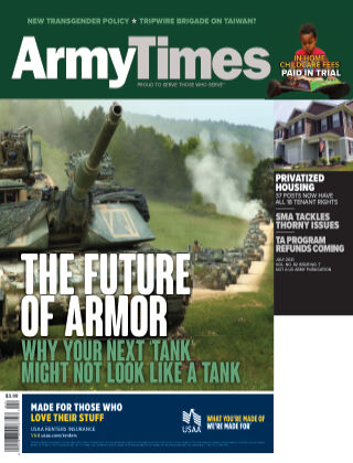 Army Times JULY 2021