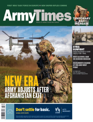 Army Times OCT 2021