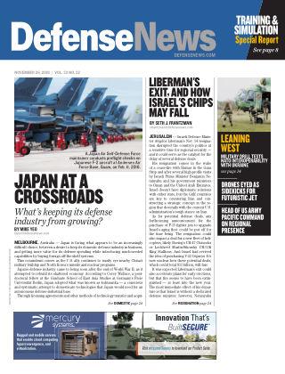 Defense News Nov 26 2018