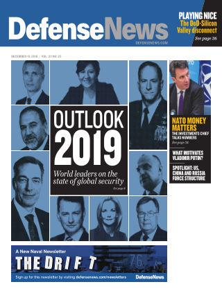 Defense News Dec 10 2018