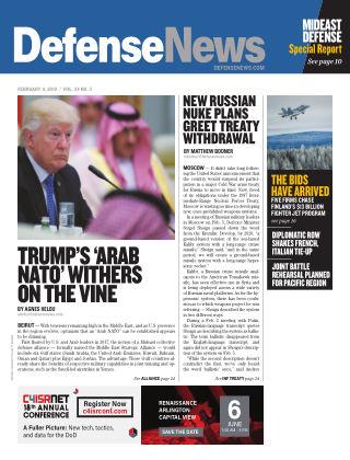 Defense News FEB 11 2019