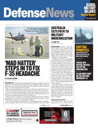 Defense News FEB 25 2019