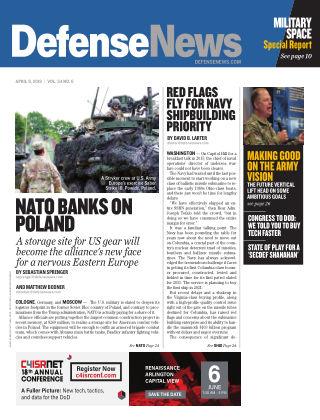 Defense News APR 08 2019