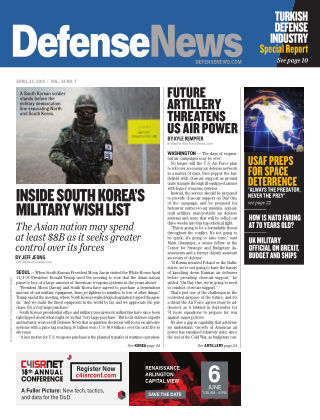 Defense News APR 22
