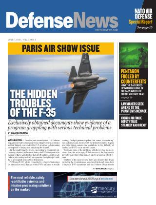 Defense News JUN 17