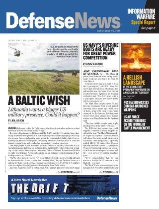 Defense News JUL 07