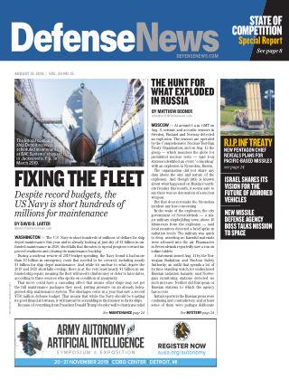 Defense News  AUG 19