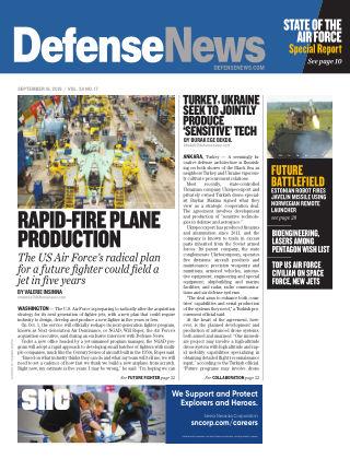 Defense News Sept 16