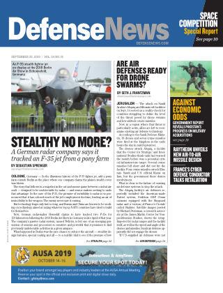 Defense News Sep 30