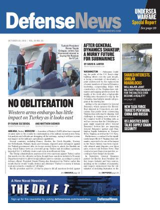 Defense News OCT 28
