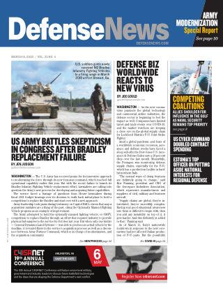 Defense News MAR 16