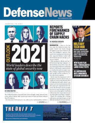 Defense News January 2021
