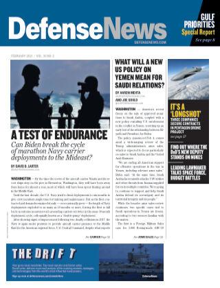 Defense News February 2021