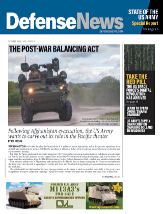 Defense News OCT 2021