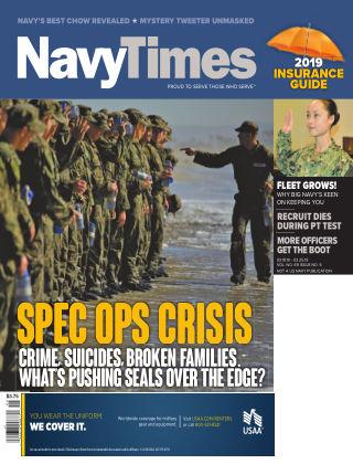 Navy Times MAR 18