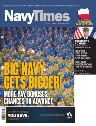 Navy Times APR 01