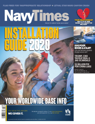 Navy Times  AUG 26