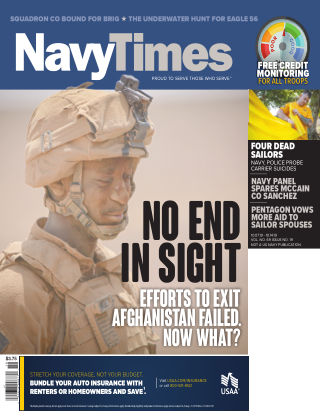 Navy Times Oct 07