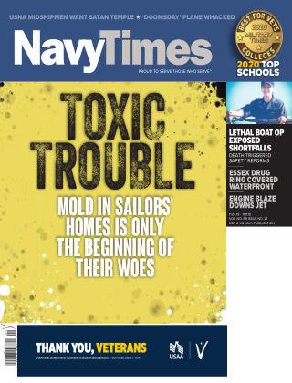 Navy Times NOV 04