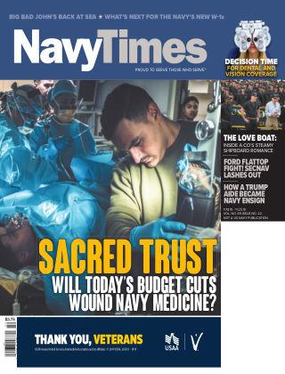 Navy Times NOV 18