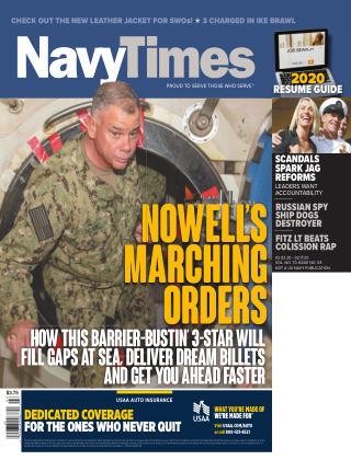 Navy Times FEB 03