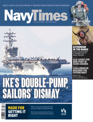 Navy Times February 2021