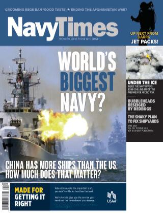 Navy Times April 2021