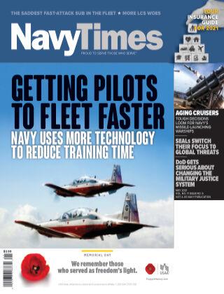 Navy Times MAY 2021
