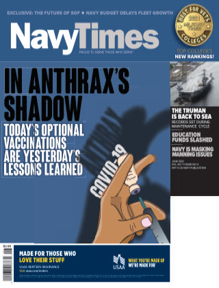Navy Times June 2021