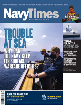 Navy Times JULY 2021