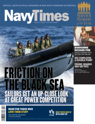 Navy Times August 2021