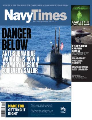 Navy Times SEPTEMBER 2021