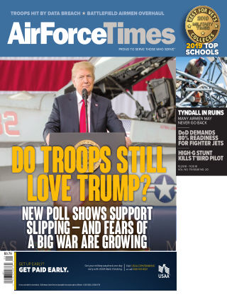 Air Force Times Oct 29 2018