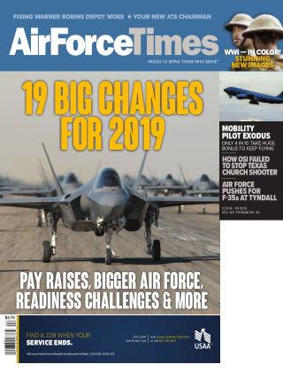 Air Force Times Dec 31 2018
