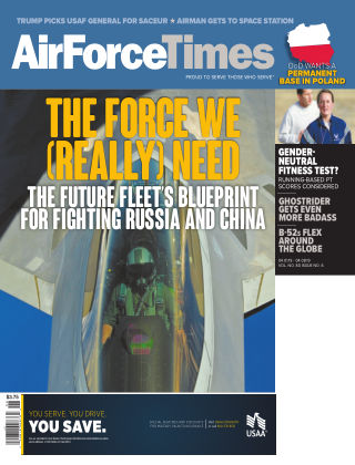 Air Force Times APR 01
