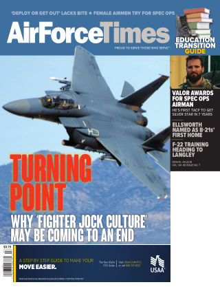 Air Force Times APR 15 2019