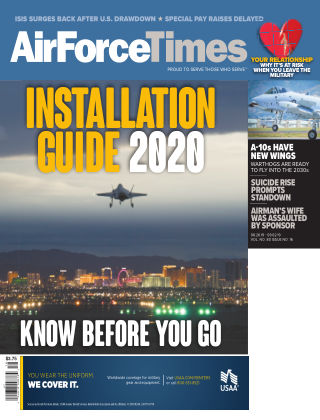 Air Force Times  AUG 26