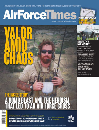 Air Force Times OCT 21