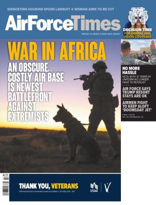 Air Force Times Nov 18