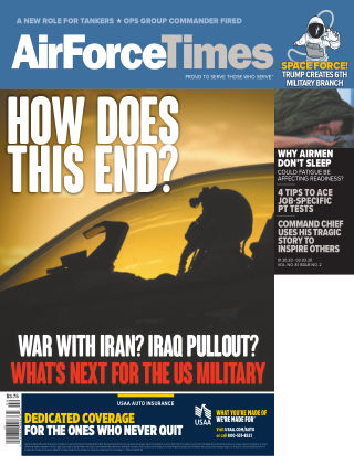 Air Force Times JAN 20