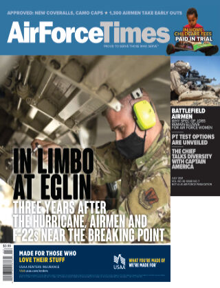 Air Force Times JULY 2021