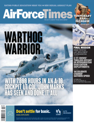 Air Force Times OCT 2021