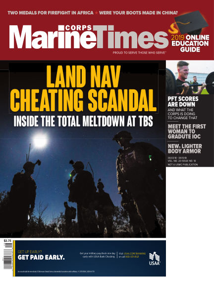 Marine Corps Times August 27, 2018 00:00