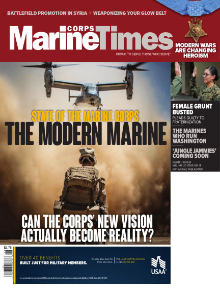 Marine Corps Times September 24, 2018 00:00