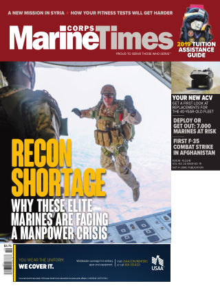Marine Corps Times October 15 2018
