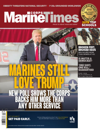 Marine Corps Times Oct 29 2018